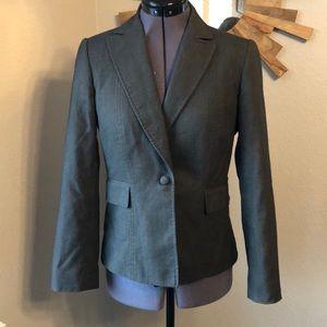 Tahari petite beautifully tailored blazer